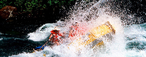 Amazing, thrilling, fun on the Mckenzie River.